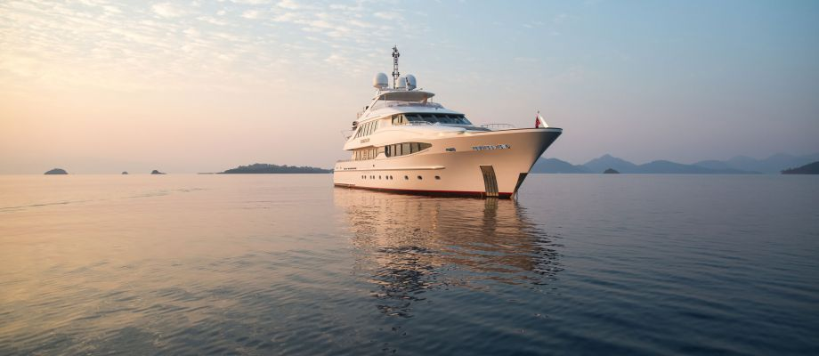 Seven Sins finalist at World Superyacht Awards 2016